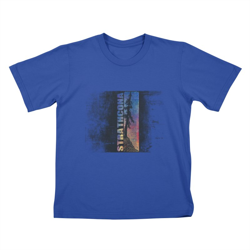 Strathcona Kids T-Shirt by Amu Designs Artist Shop