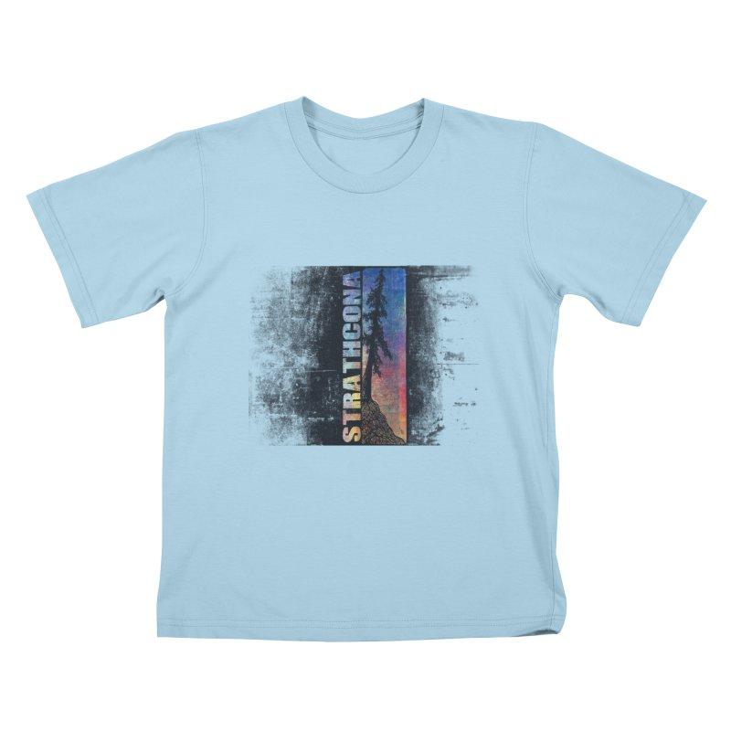 Strathcona Kids T-Shirt by Amu Designs Artist Shop