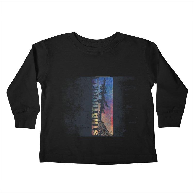 Strathcona Kids Toddler Longsleeve T-Shirt by Amu Designs Artist Shop