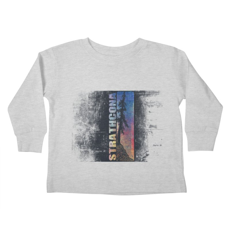 Strathcona Kids Toddler Longsleeve T-Shirt by Amu Designs Artist Shop