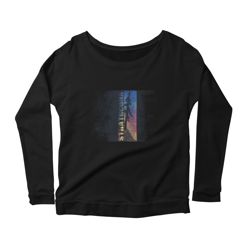 Strathcona Women's Scoop Neck Longsleeve T-Shirt by Amu Designs Artist Shop