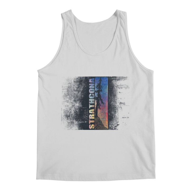 Strathcona Men's Regular Tank by Amu Designs Artist Shop