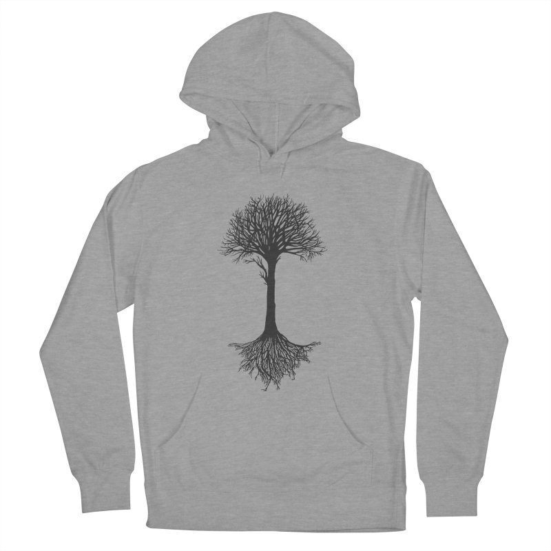You're Grounded Women's French Terry Pullover Hoody by Amu Designs Artist Shop