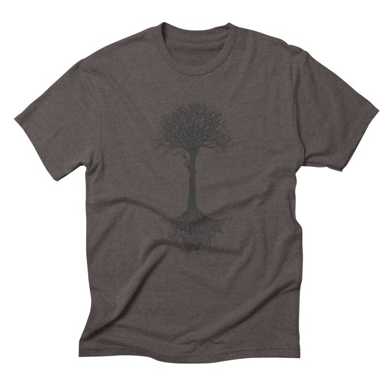 You're Grounded Men's Triblend T-Shirt by Amu Designs Artist Shop