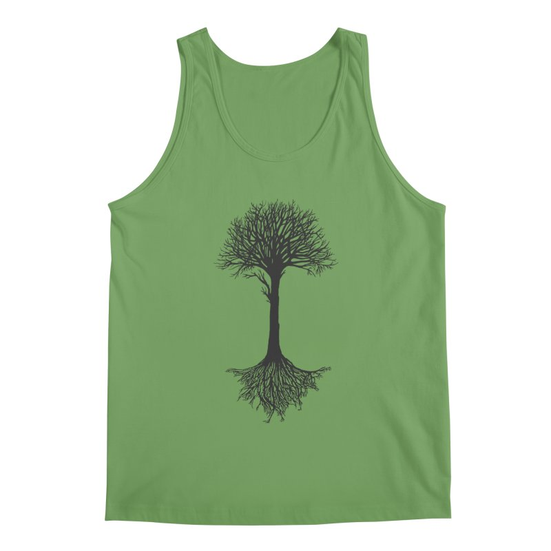 You're Grounded Men's Tank by Amu Designs Artist Shop