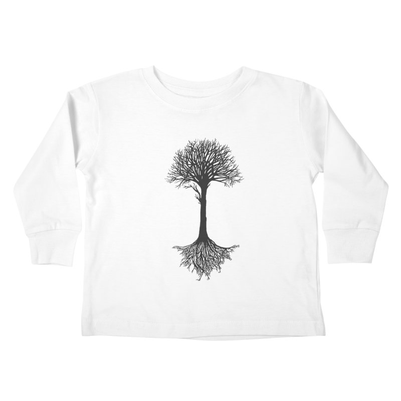 You're Grounded Kids Toddler Longsleeve T-Shirt by Amu Designs Artist Shop