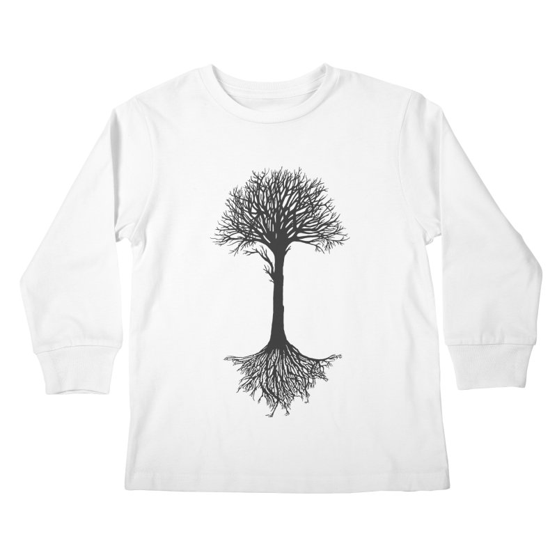 You're Grounded Kids Longsleeve T-Shirt by Amu Designs Artist Shop