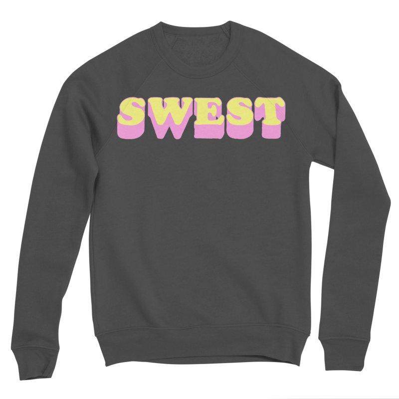 SWEST Men's Sponge Fleece Sweatshirt by amybelonio's Artist Shop