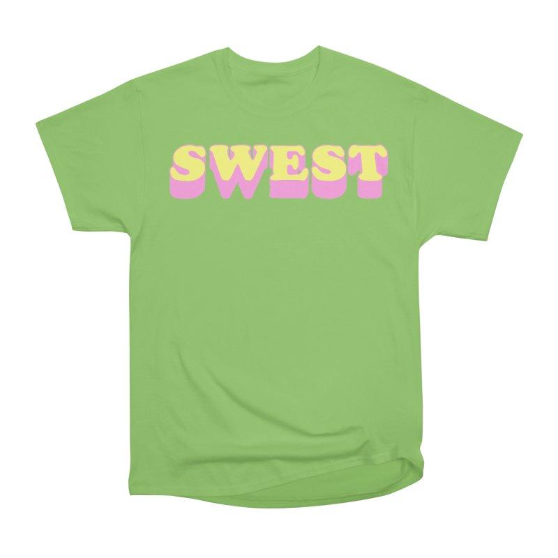 SWEST Women's Heavyweight Unisex T-Shirt by amybelonio's Artist Shop