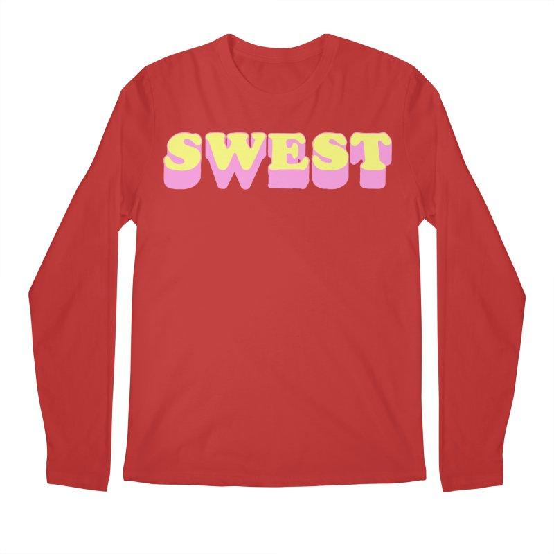 SWEST Men's Regular Longsleeve T-Shirt by amybelonio's Artist Shop