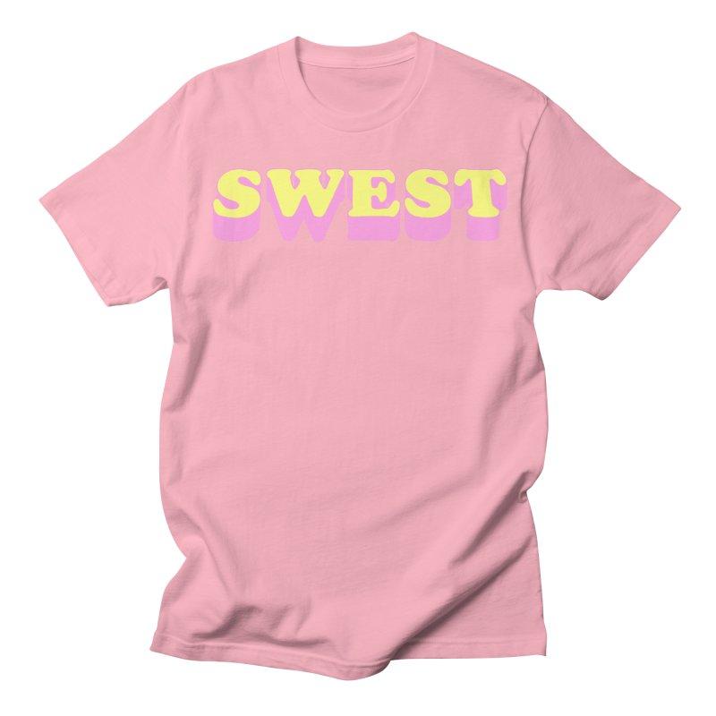 SWEST Men's T-Shirt by amybelonio's Artist Shop