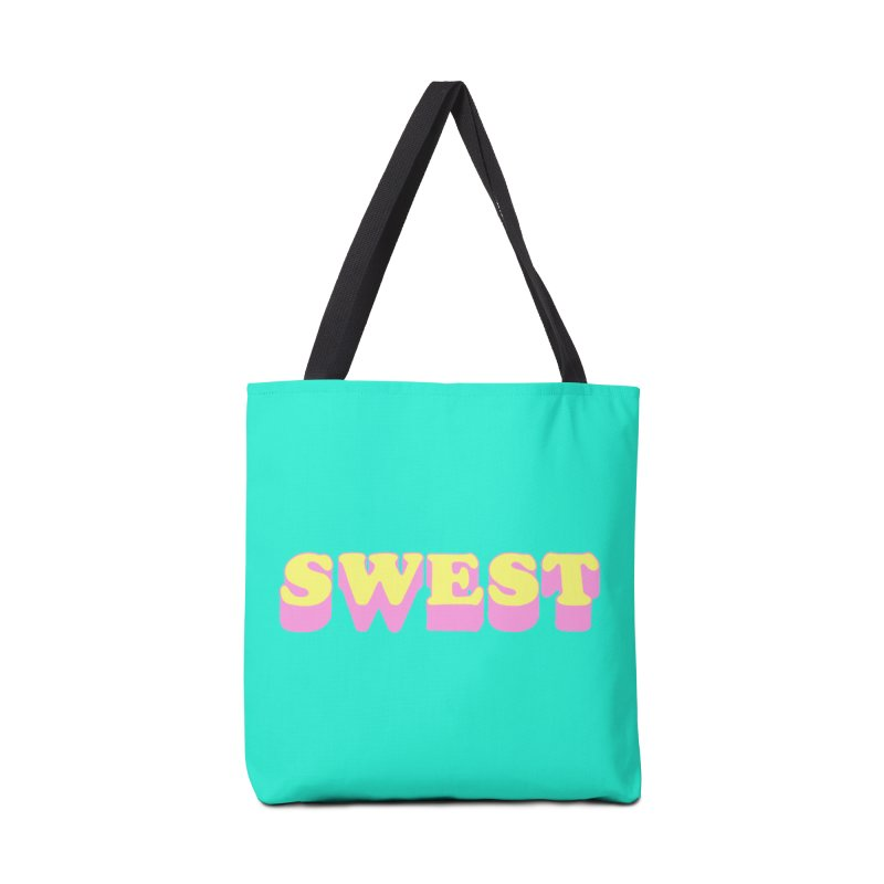 SWEST Accessories Bag by amybelonio's Artist Shop