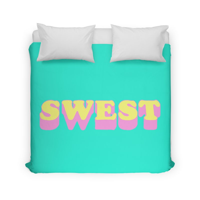 SWEST Home Duvet by amybelonio's Artist Shop