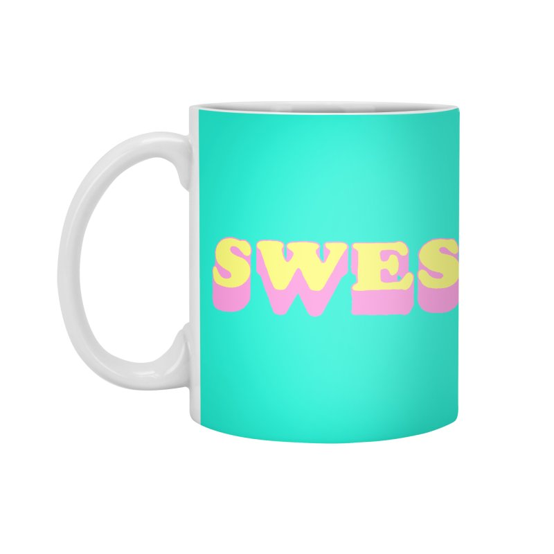 SWEST Accessories Mug by amybelonio's Artist Shop