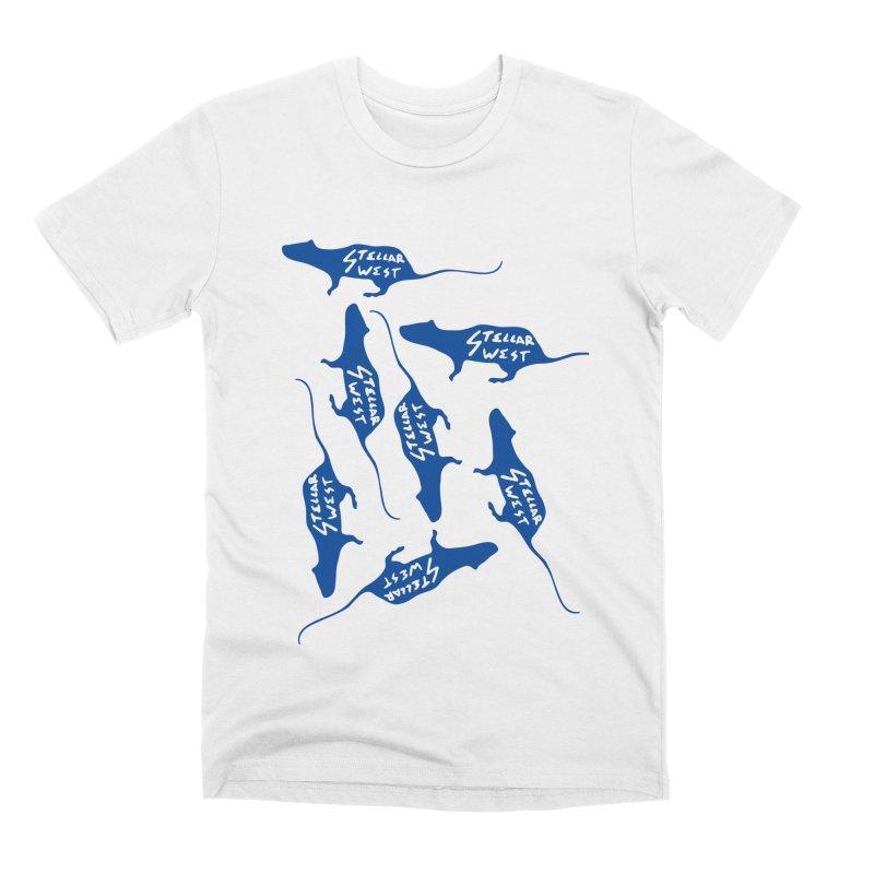 oh rats! stellar west Men's T-Shirt by amybelonio's Artist Shop