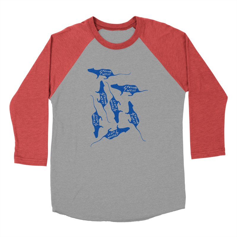 oh rats! stellar west Men's Longsleeve T-Shirt by amybelonio's Artist Shop