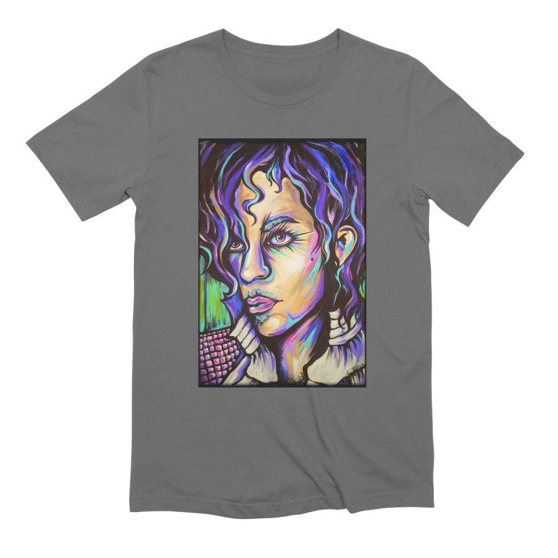Prince Men's T-Shirt by amybelonio's Artist Shop