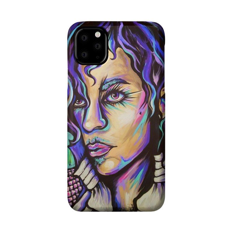 Prince Accessories Phone Case by amybelonio's Artist Shop