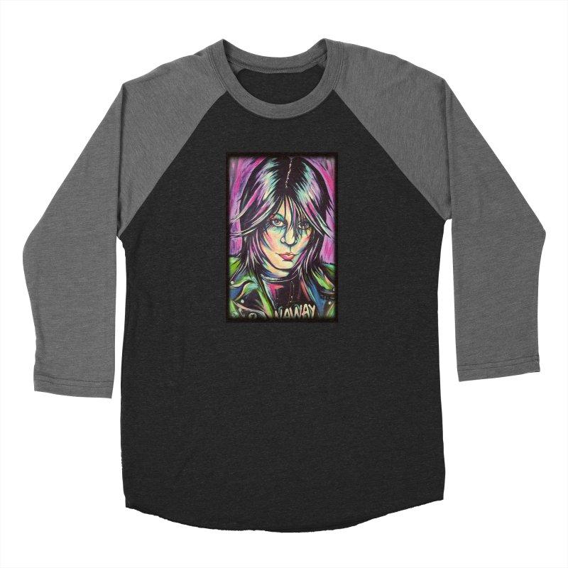 Joan Jett Women's Longsleeve T-Shirt by amybelonio's Artist Shop
