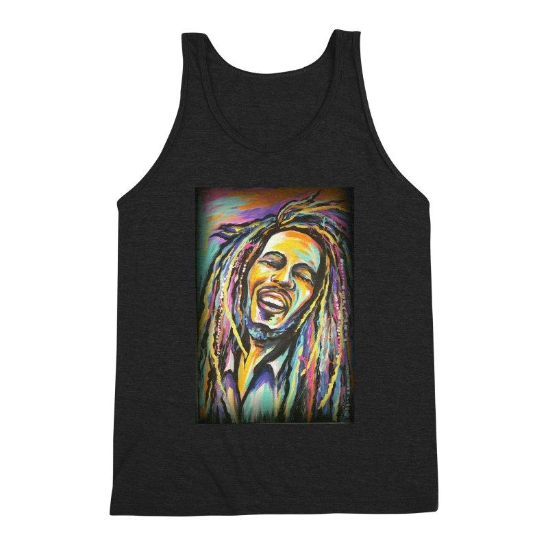 Bob Marley Men's Tank by amybelonio's Artist Shop