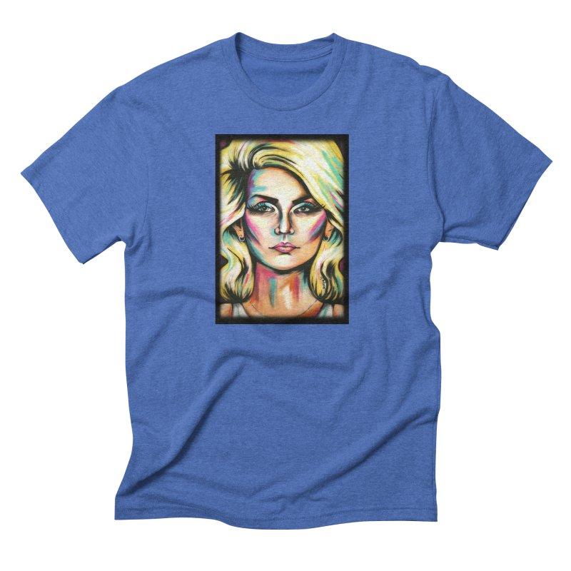 Blondie Men's T-Shirt by amybelonio's Artist Shop