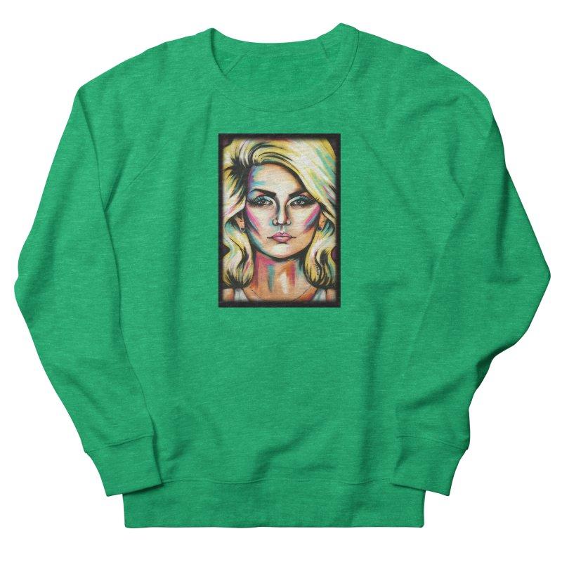 Blondie Women's Sweatshirt by amybelonio's Artist Shop