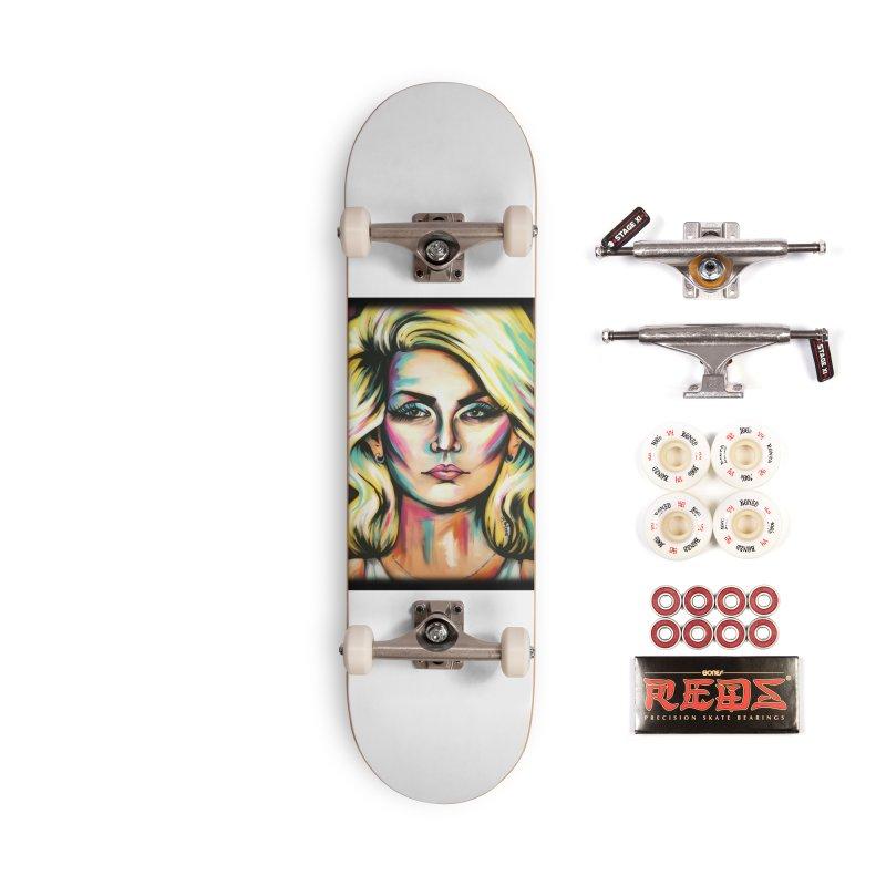 Blondie Accessories Complete - Pro Skateboard by amybelonio's Artist Shop