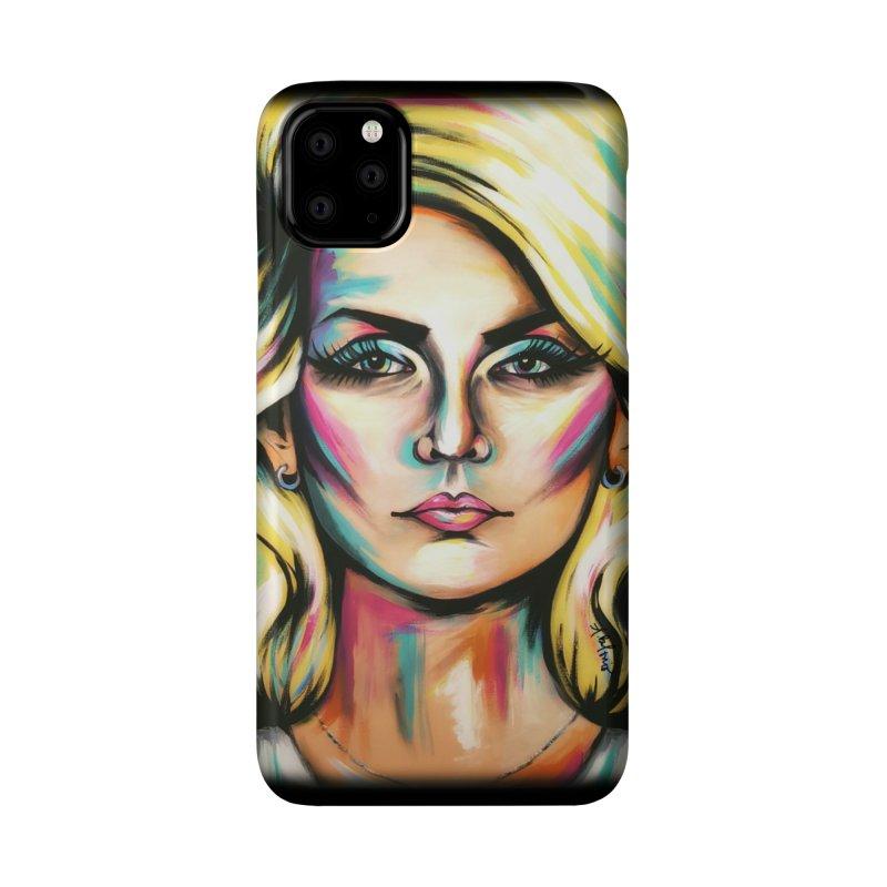 Blondie Accessories Phone Case by amybelonio's Artist Shop
