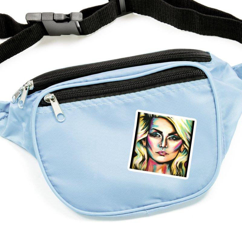 Blondie Accessories Sticker by amybelonio's Artist Shop
