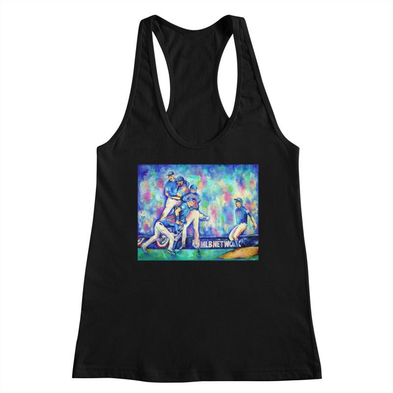 Go Cubs Go Women's Tank by amybelonio's Artist Shop