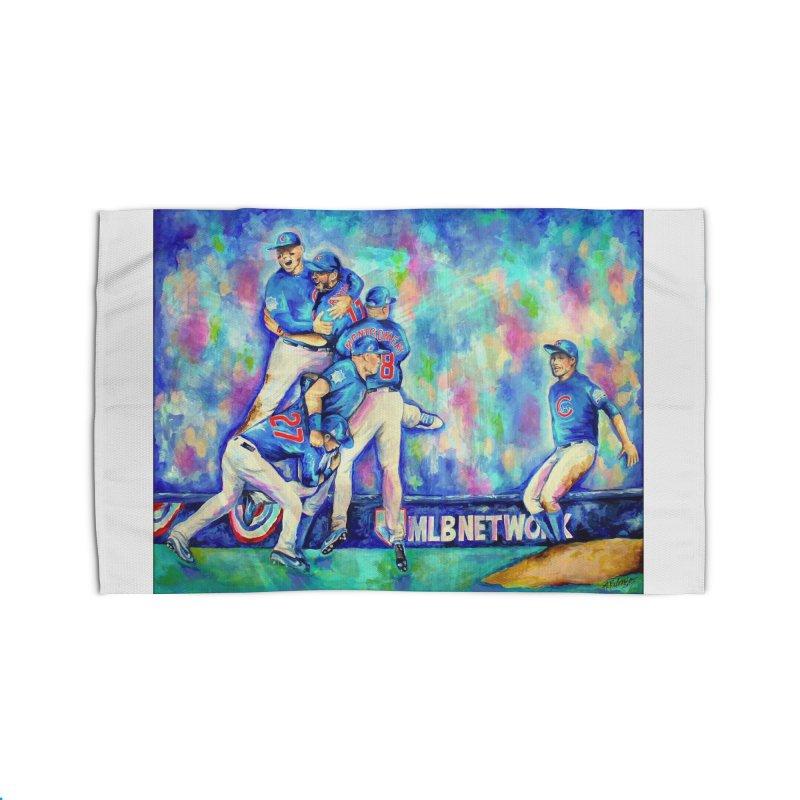 Go Cubs Go Home Rug by amybelonio's Artist Shop