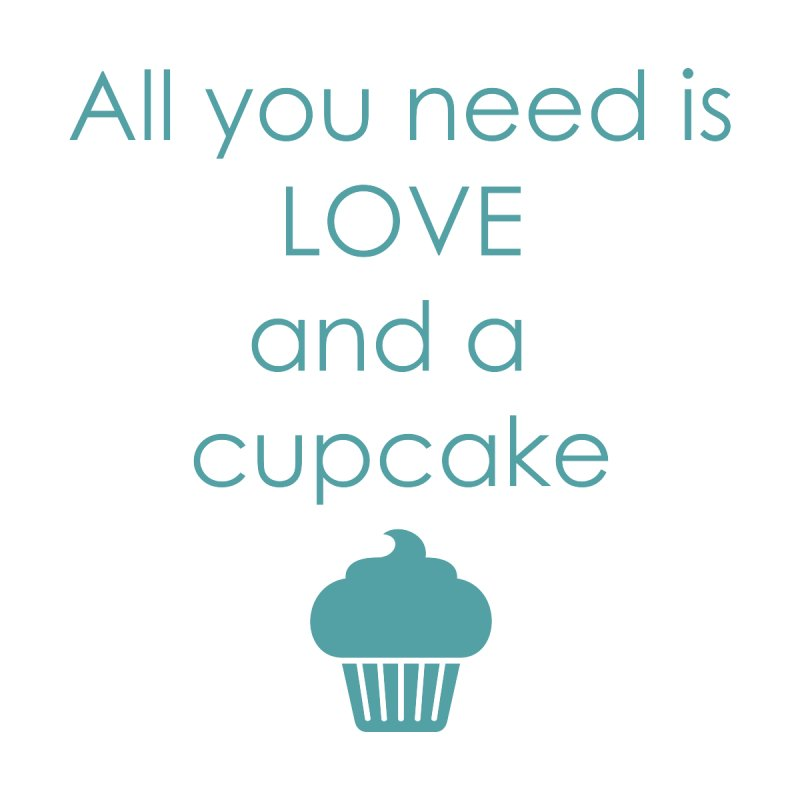 Love & Cupcake by Amy's Cupcake Shoppe Artist Shop
