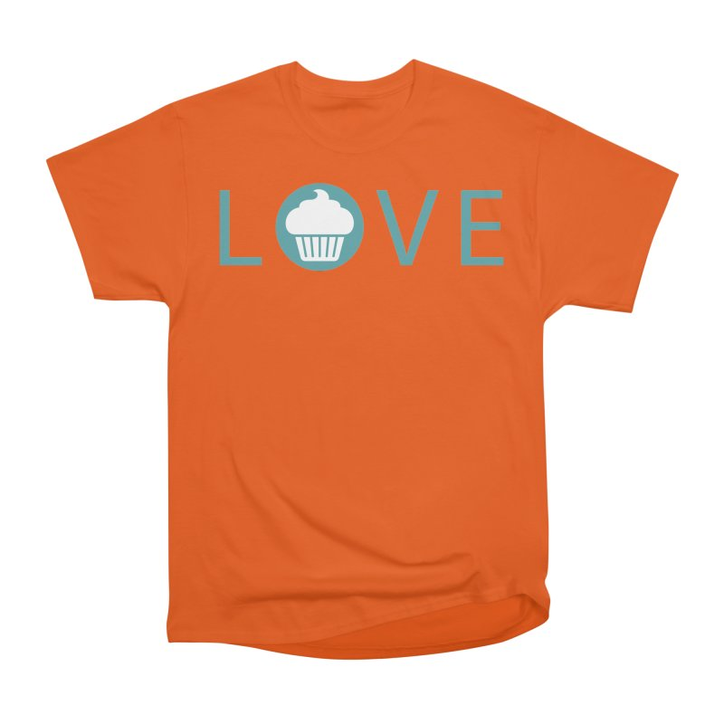 Love Women's T-Shirt by Amy's Cupcake Shoppe Artist Shop
