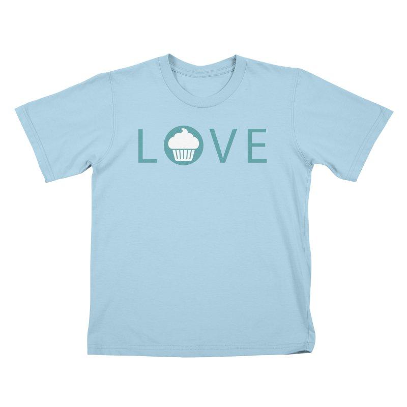 Love Kids T-Shirt by Amy's Cupcake Shoppe Artist Shop