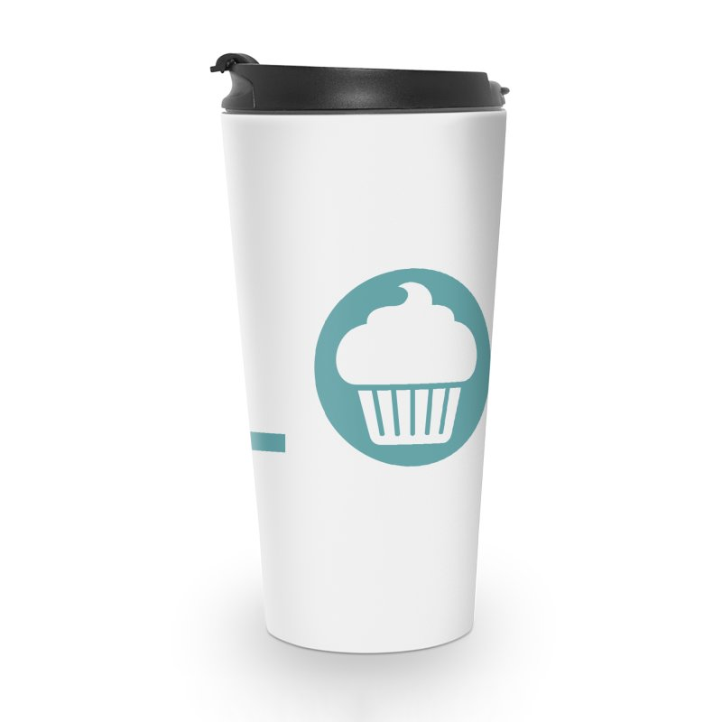 Love Accessories Travel Mug by Amy's Cupcake Shoppe Artist Shop