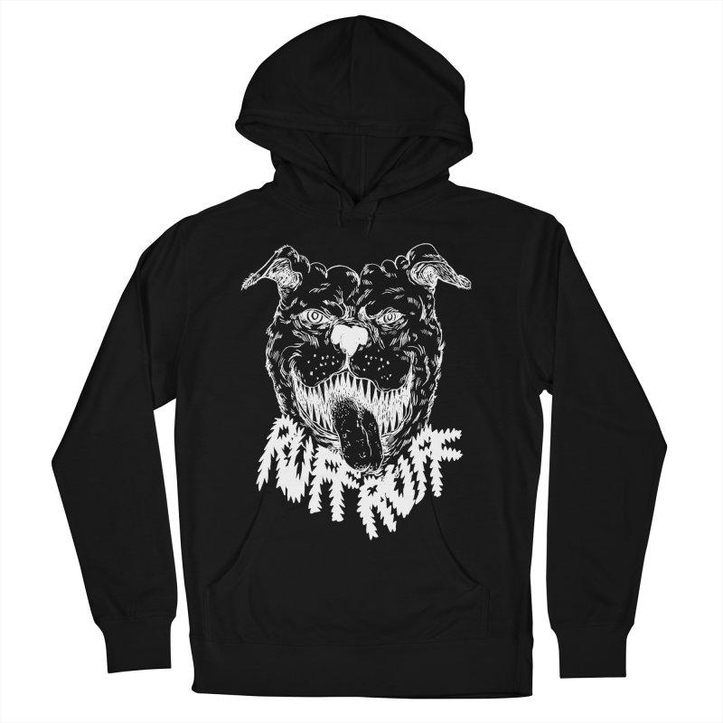 Ruff Doggie Women's Pullover Hoody by anabenaroya's Artist Shop