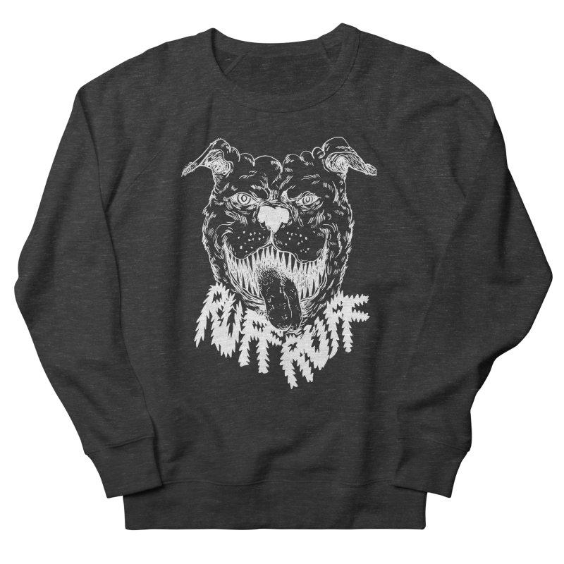Ruff Doggie Men's Sweatshirt by anabenaroya's Artist Shop