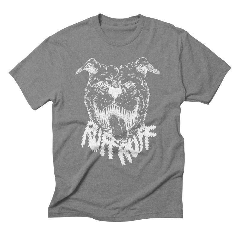 Ruff Doggie Men's Triblend T-Shirt by anabenaroya's Artist Shop
