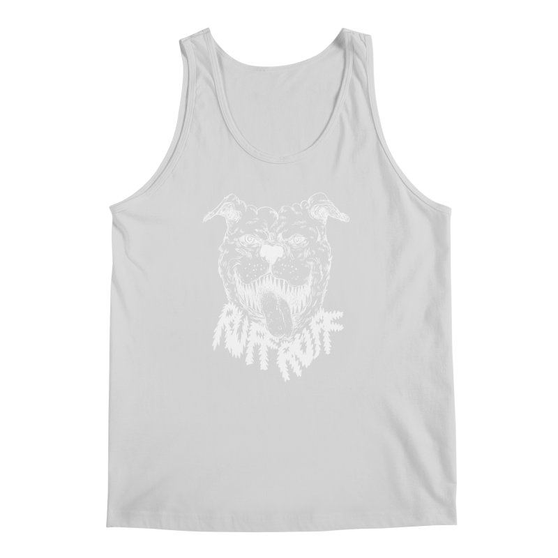 Ruff Doggie Men's Tank by anabenaroya's Artist Shop