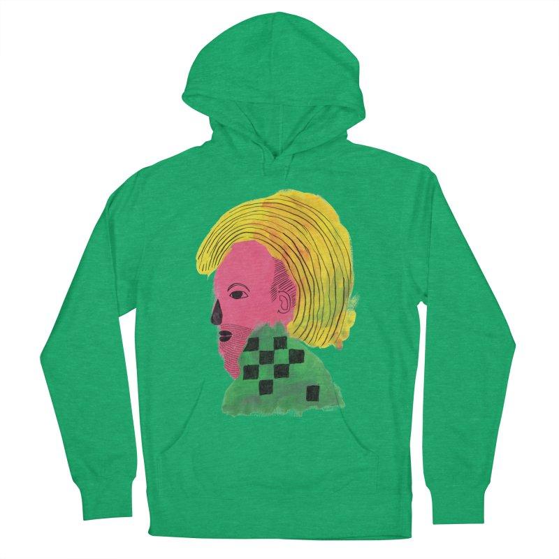Blonde Ambition Women's Pullover Hoody by anabenaroya's Artist Shop