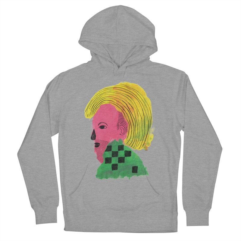 Blonde Ambition Women's Pullover Hoody by anabenaroya's Artist Shop