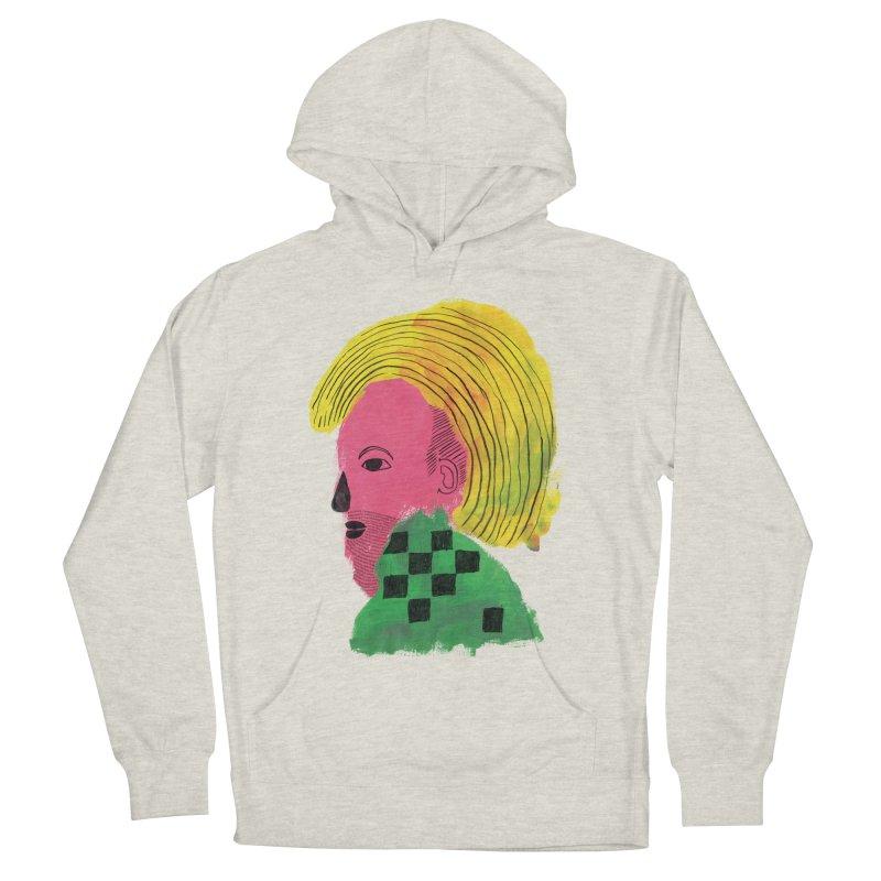 Blonde Ambition Men's Pullover Hoody by anabenaroya's Artist Shop
