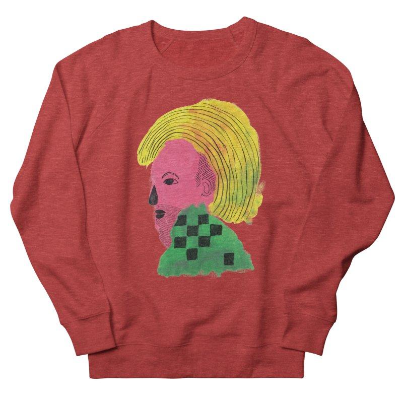 Blonde Ambition Women's Sweatshirt by anabenaroya's Artist Shop