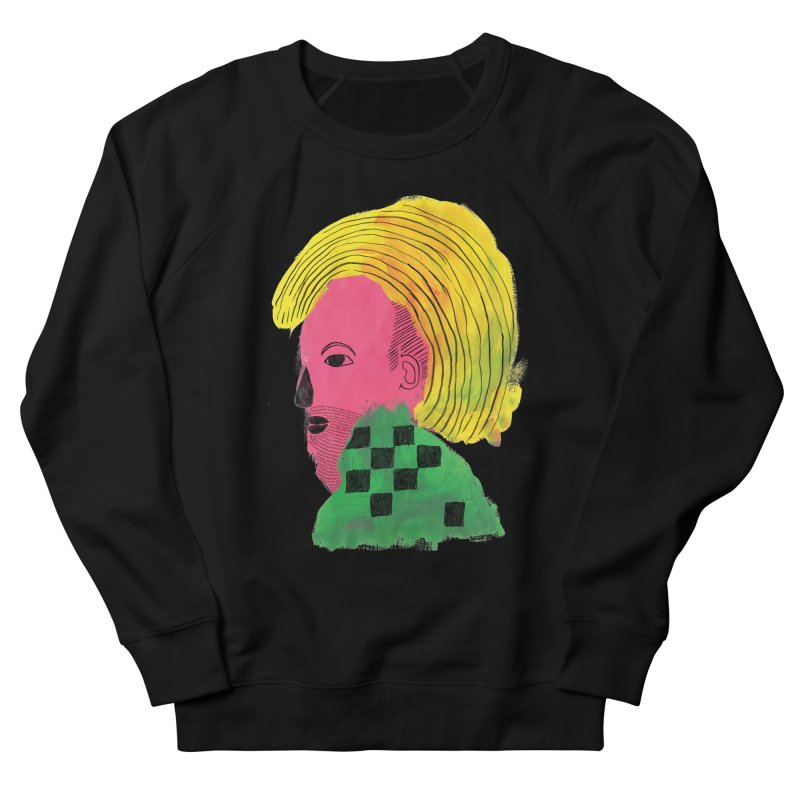 Blonde Ambition Men's Sweatshirt by anabenaroya's Artist Shop