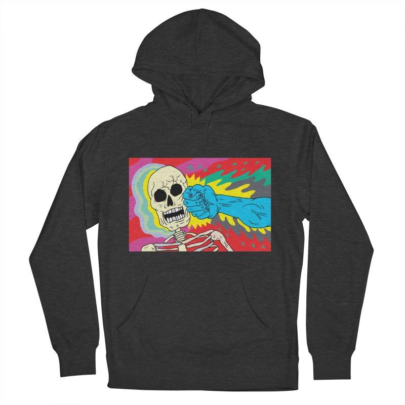 Punching Death Women's Pullover Hoody by anabenaroya's Artist Shop