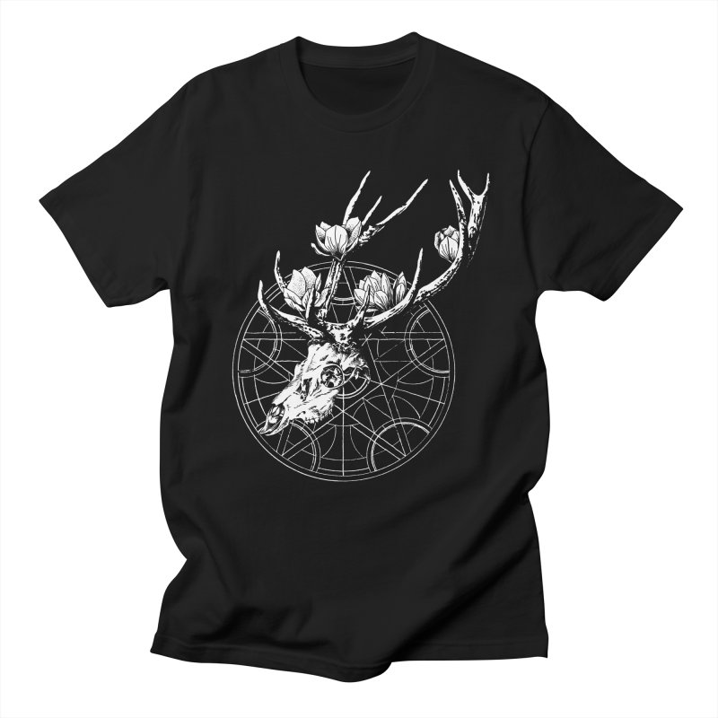 Ritual in Women's Regular Unisex T-Shirt Black by Anaïs Faë