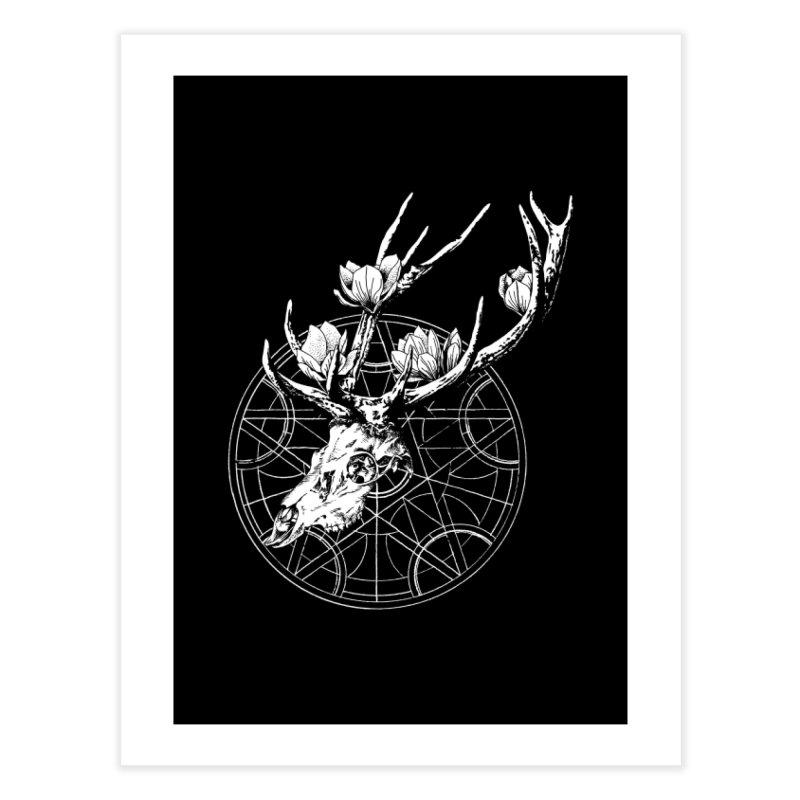 Ritual Home Fine Art Print by Anaïs Faë
