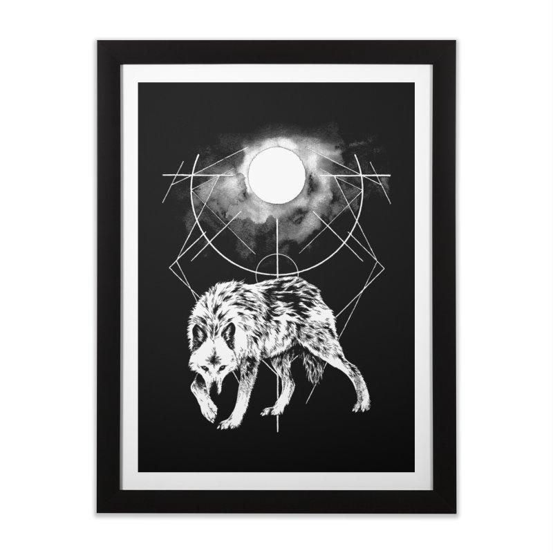 The spell Home Framed Fine Art Print by Anaïs Faë