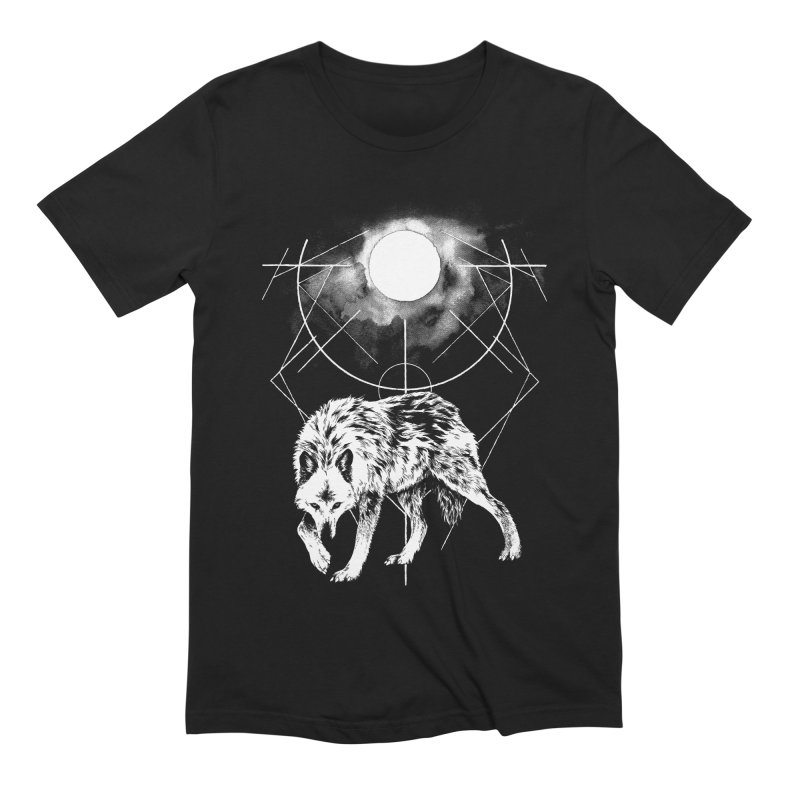 The spell in Men's Extra Soft T-Shirt Black by Anaïs Faë