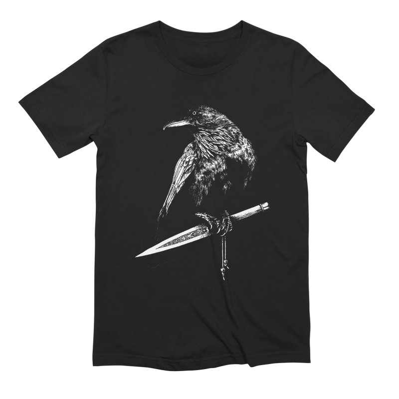Nightbringer Men's T-Shirt by Anaïs Faë